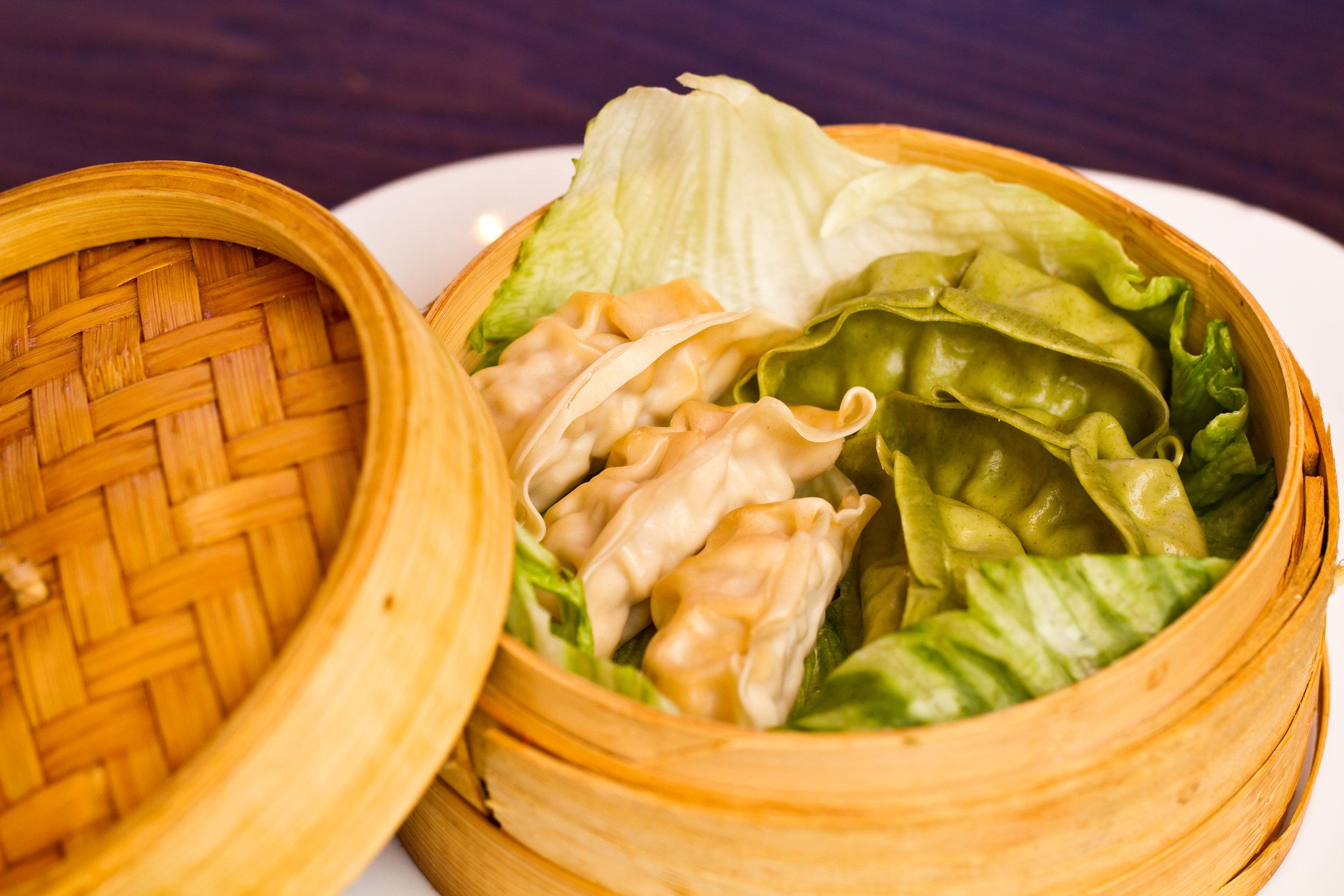 Steamed Dumplings – Jasmine Asian House, Collegeville, PA