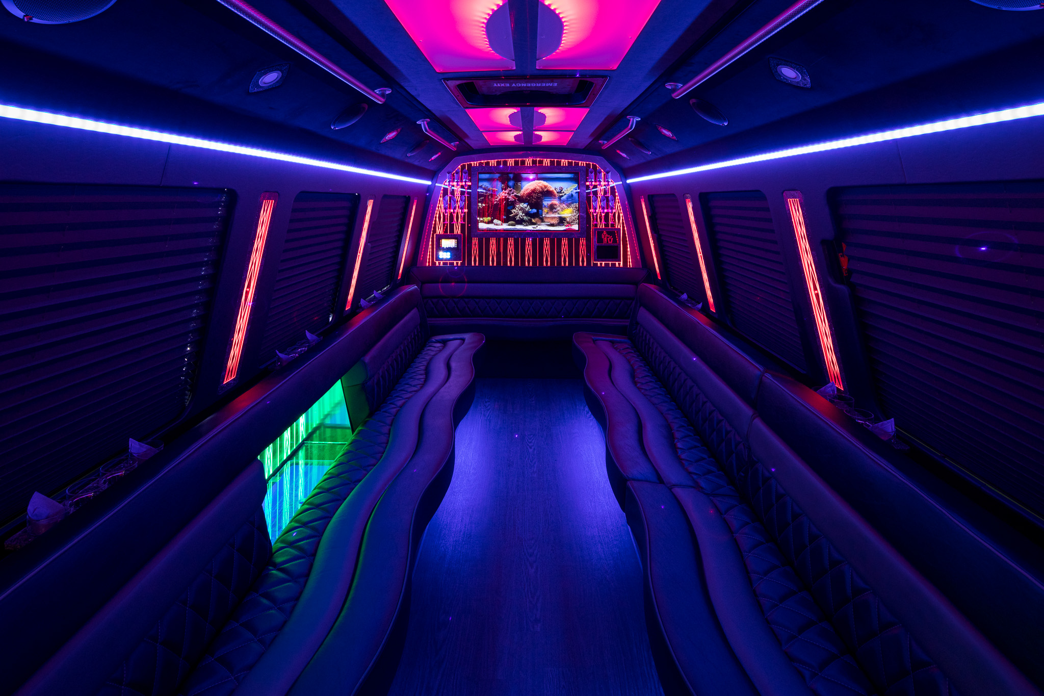 Party Bus – Kevin Smith Transportation Group