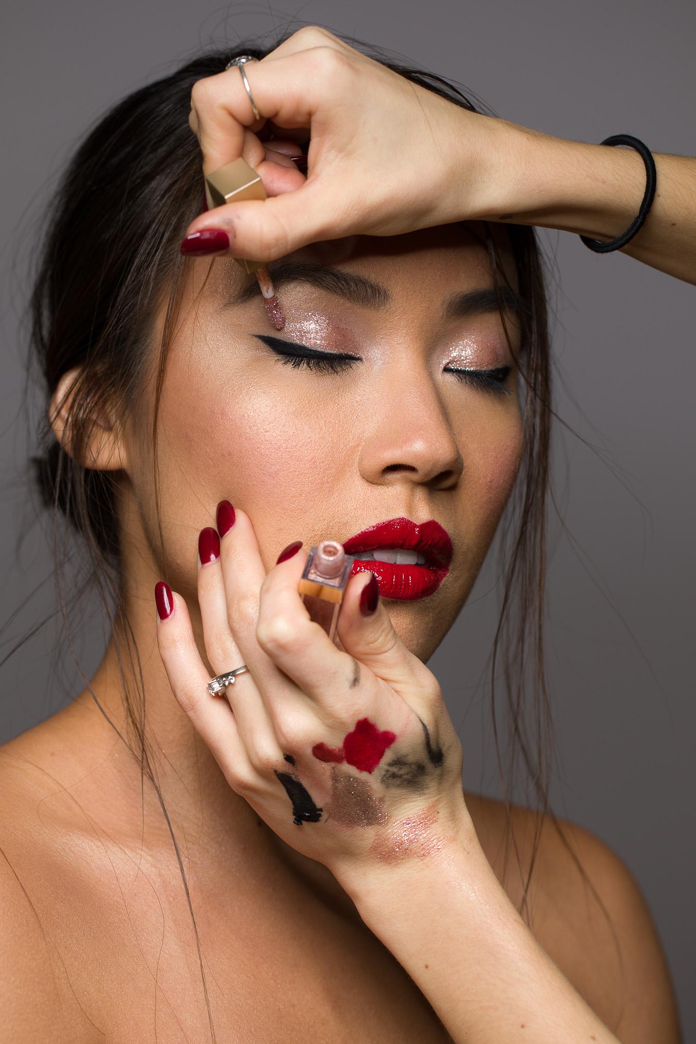 Makeup by  Sofia Serrano