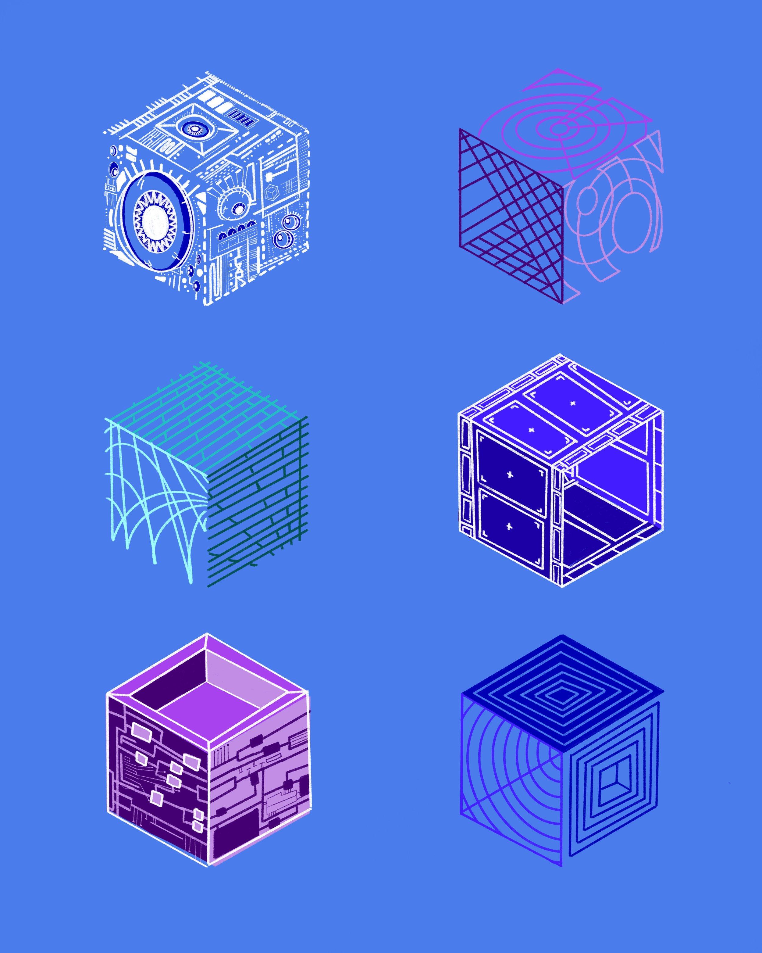 Cubes (2019)