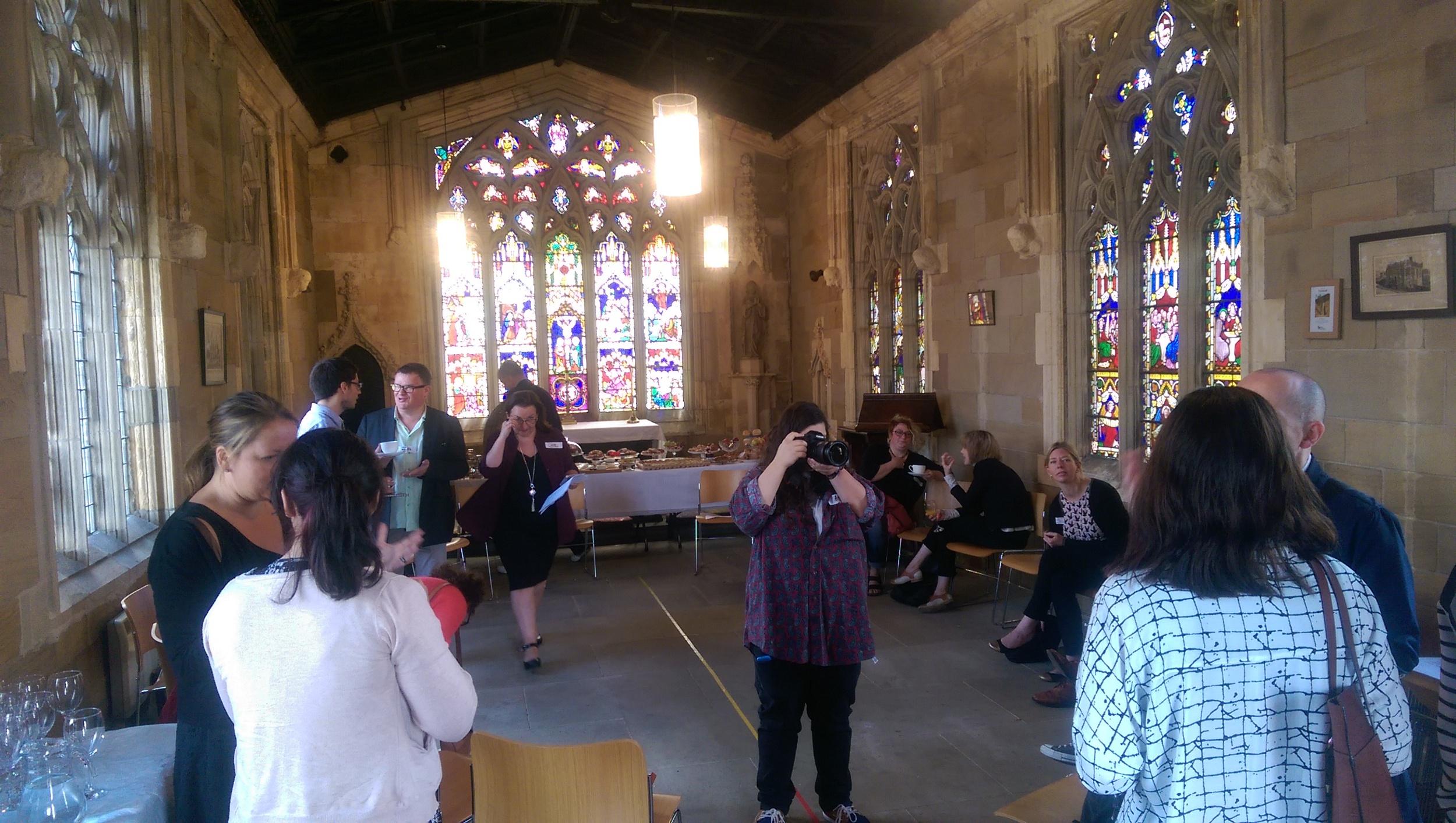 Nourish, Chantry Chapel, Wakefield.jpg