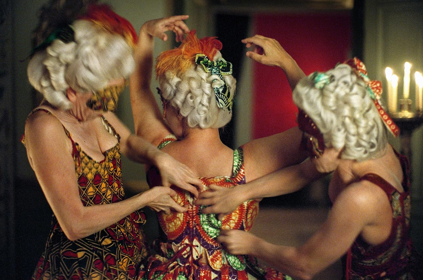 Un Ballo in Maschera, Yinka Shonibare. Film Still.