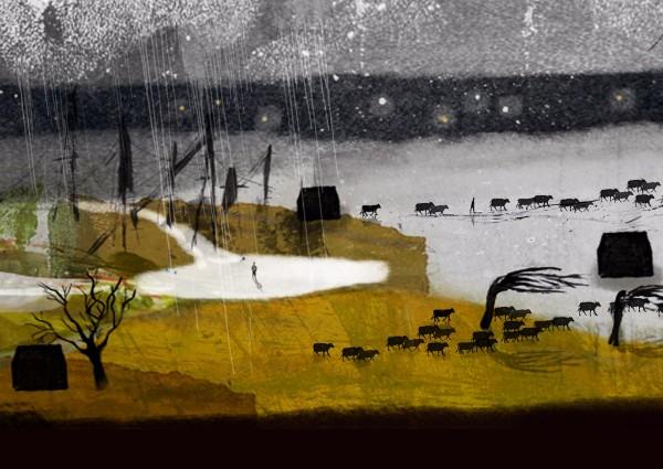 Gemma Burdit, The Art of Milk  (still).