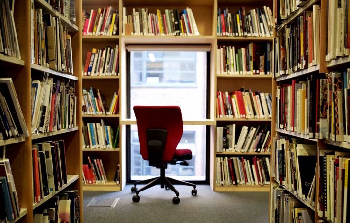 The Stuart Hall Library