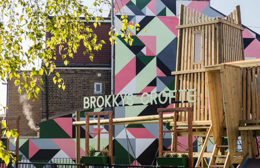 Brookys Crofte - Design by Max Dewdney Architects. Photo by Simon Kennedy.