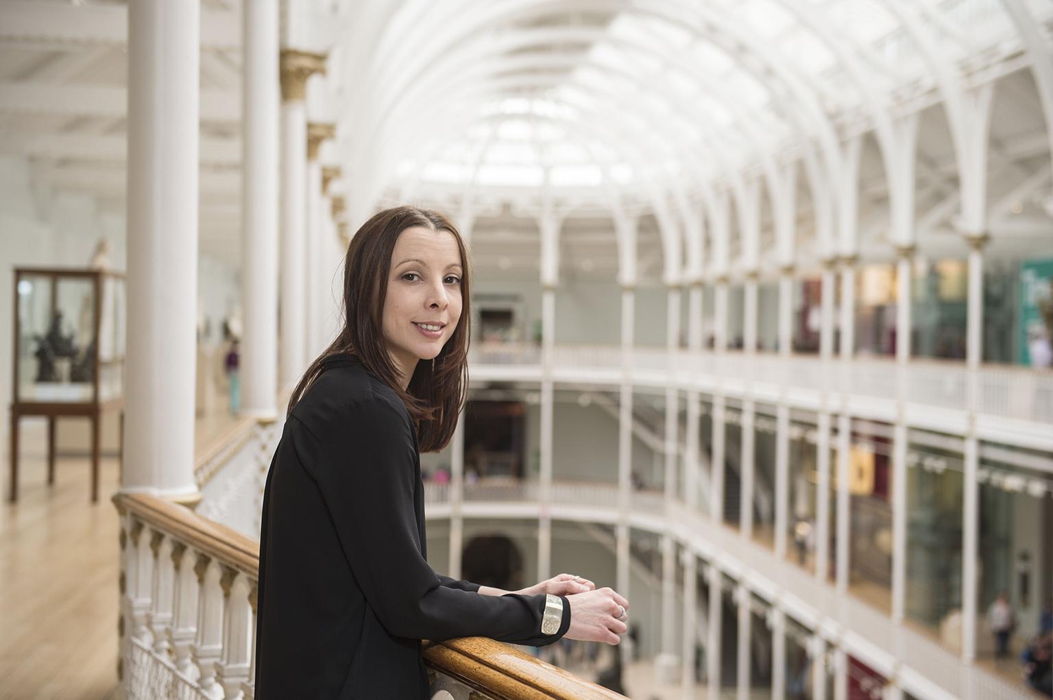 Sarah Rothwell, National Museums Scotland