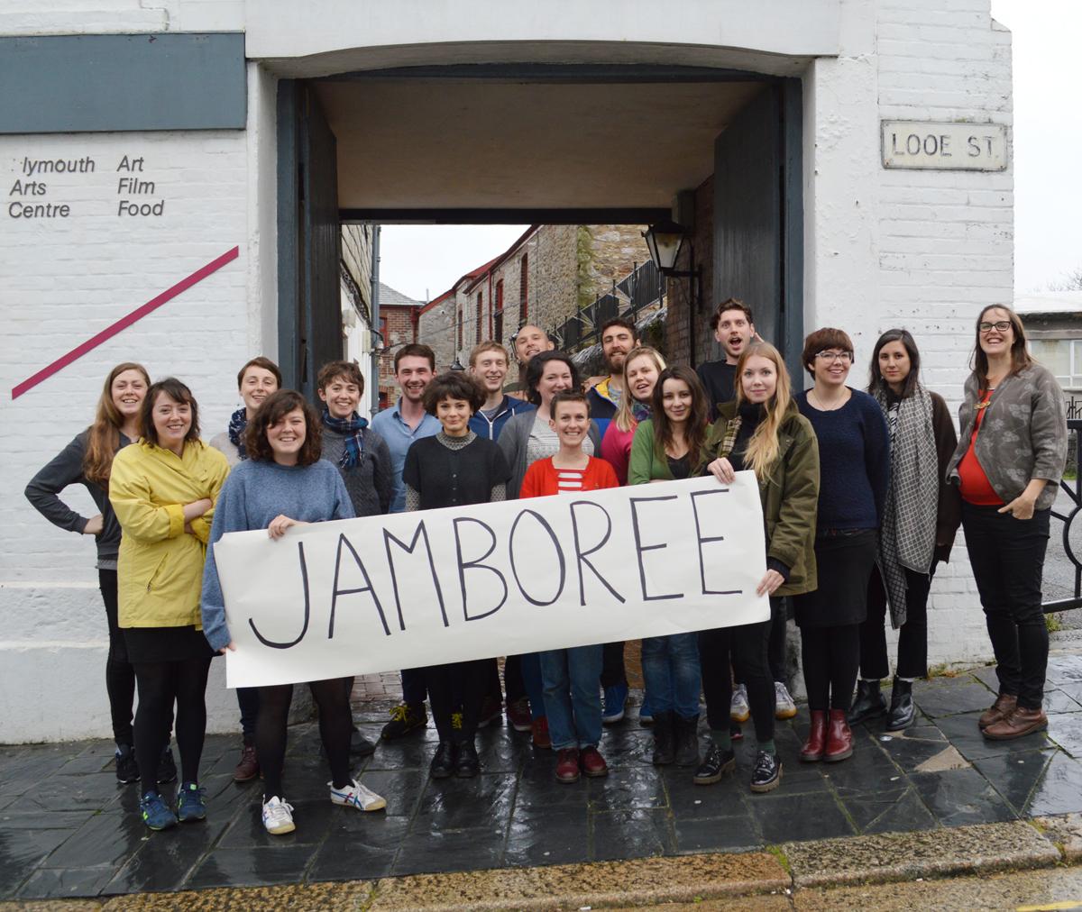 Jamboree 2015.