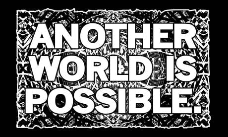 Another World Is Possible, Mark Titchner