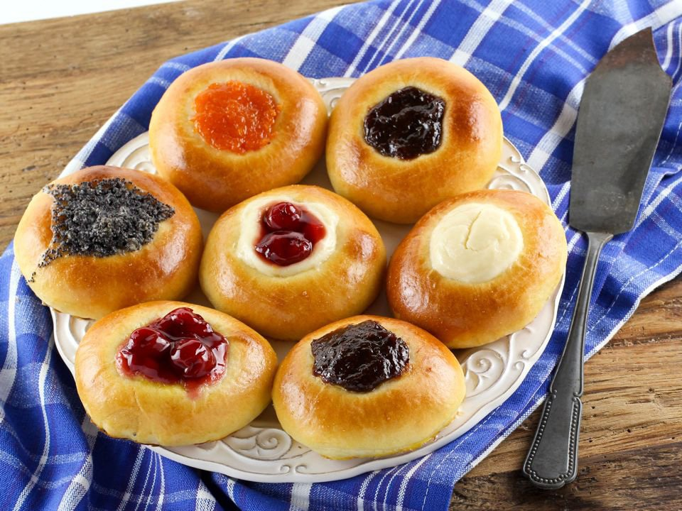 Hmmm. High fat kolaches!