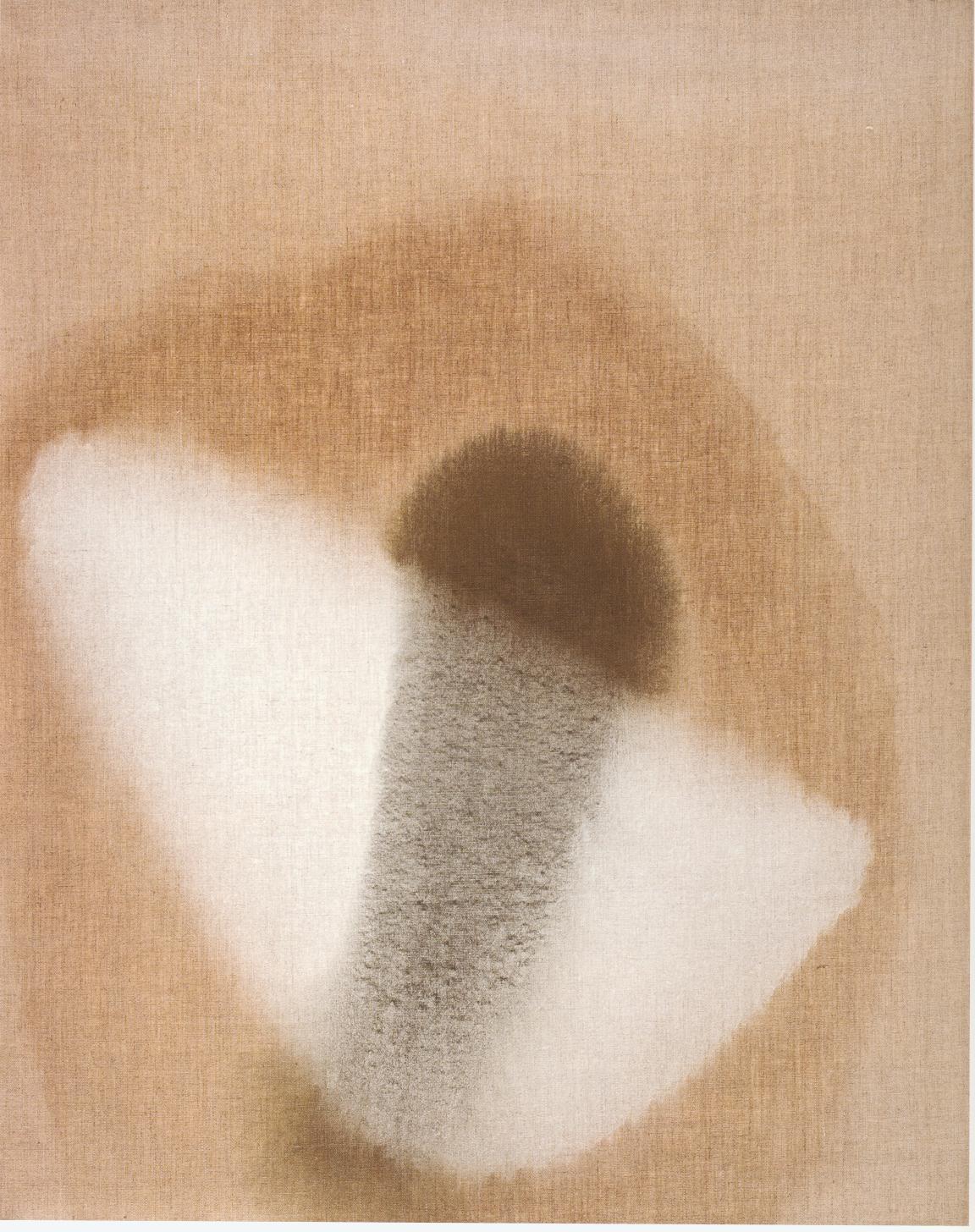 6 aprile, 2008, olio su tela, cm 110 x 90  6 aprile, 2008, oil on canvas, cm 110 x 90