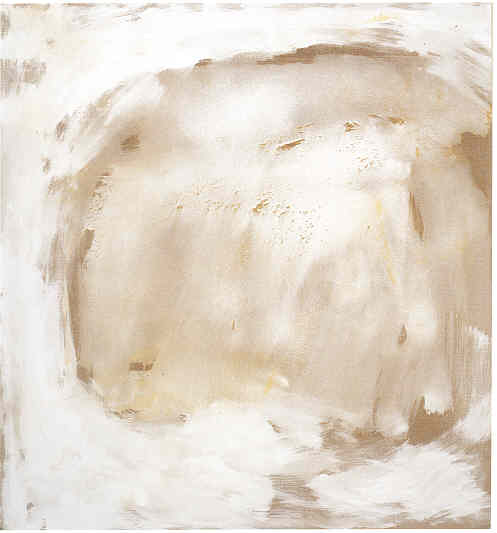 """senza titolo, dalla serie """"Come un suono, dal suono del mondo"""", 1997, acrilico su tela, cm 200 x 180  untitled, from the series """"Come un suono, dal suono del mondo"""", 1997, acrylic on canvas, cm 200 x 180"""