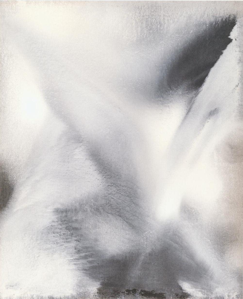 """senza titolo, dalla serie """"L'immagine accolta"""",2009, olio su tela, cm 110 x 90  untitled, from the series """"L'immagine accolta"""", 2009, oil on canvas, cm 110 x 90"""