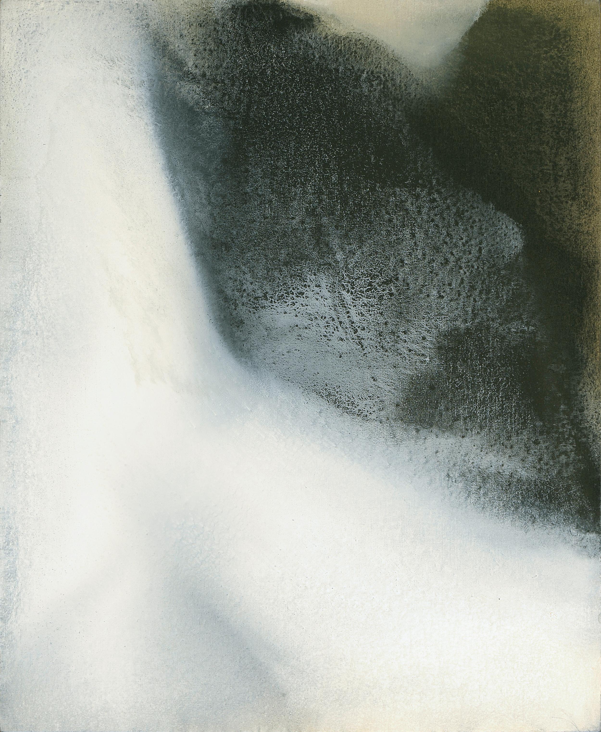 """22 giugno, 2010, dalla serie """"L'immagine accolta"""", olio su tela, cm 110 x 90  22 giugno, 2010, from the series """"L'immagine accolta"""", oil on canvas, cm 110 x 90"""