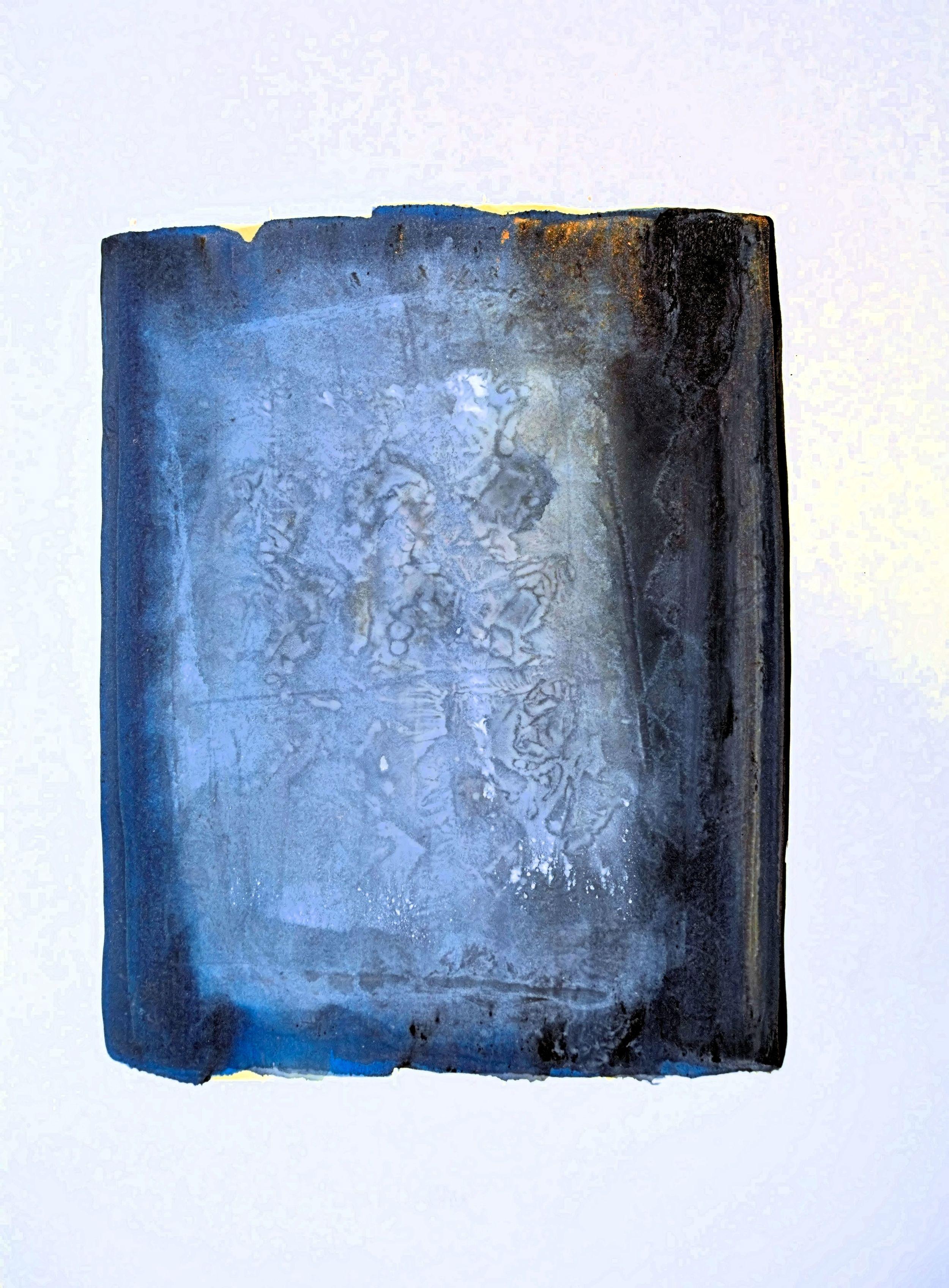 senza titolo, 2000,tempera acrilica su carta Fabriano, cm 76 x 57  untitled,2000, acrylic on Fabriano paper, cm 76 x 57