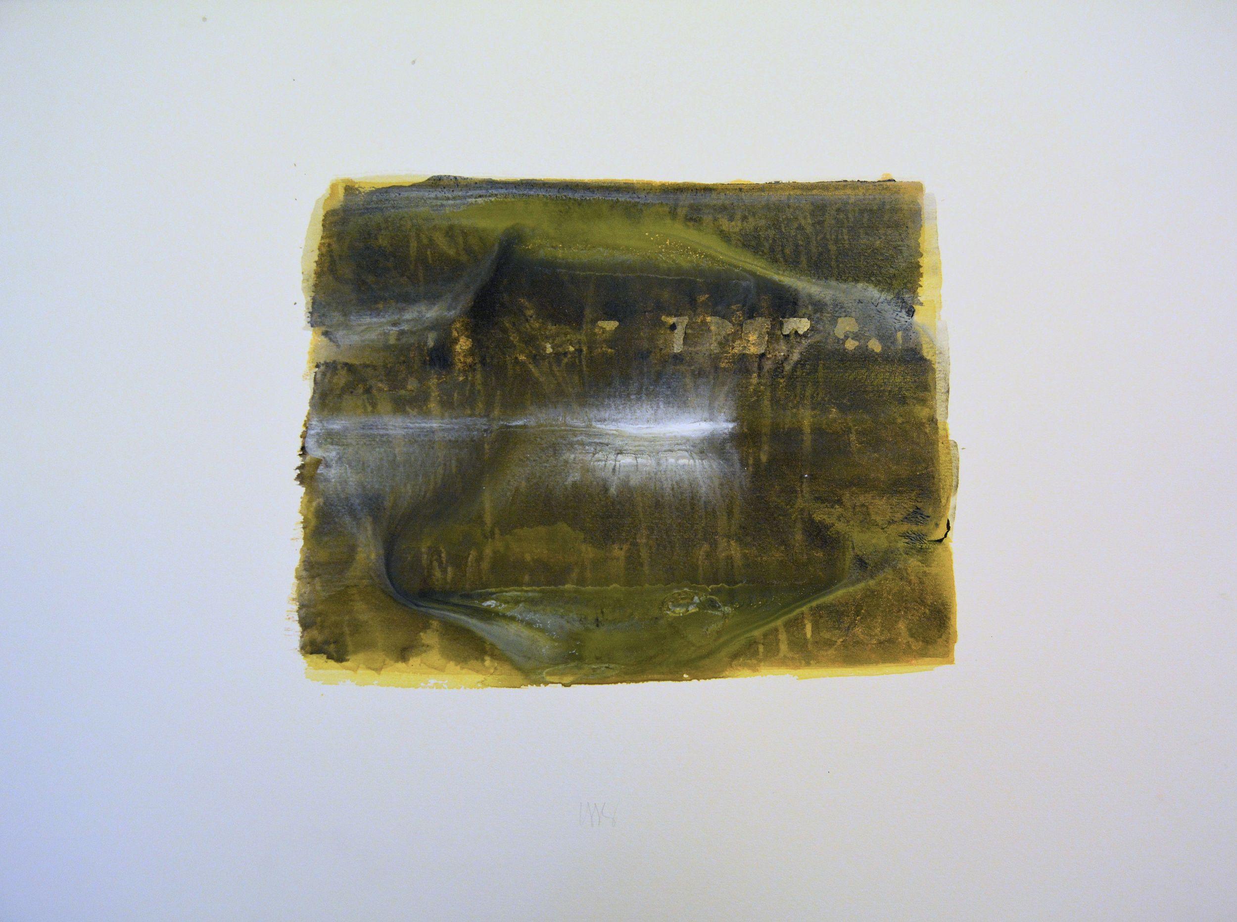 senza titolo, 2000,tempera acrilica su carta Fabriano, cm57 x 76  untitled,2000, acrylic on Fabriano paper, cm 57 x 76