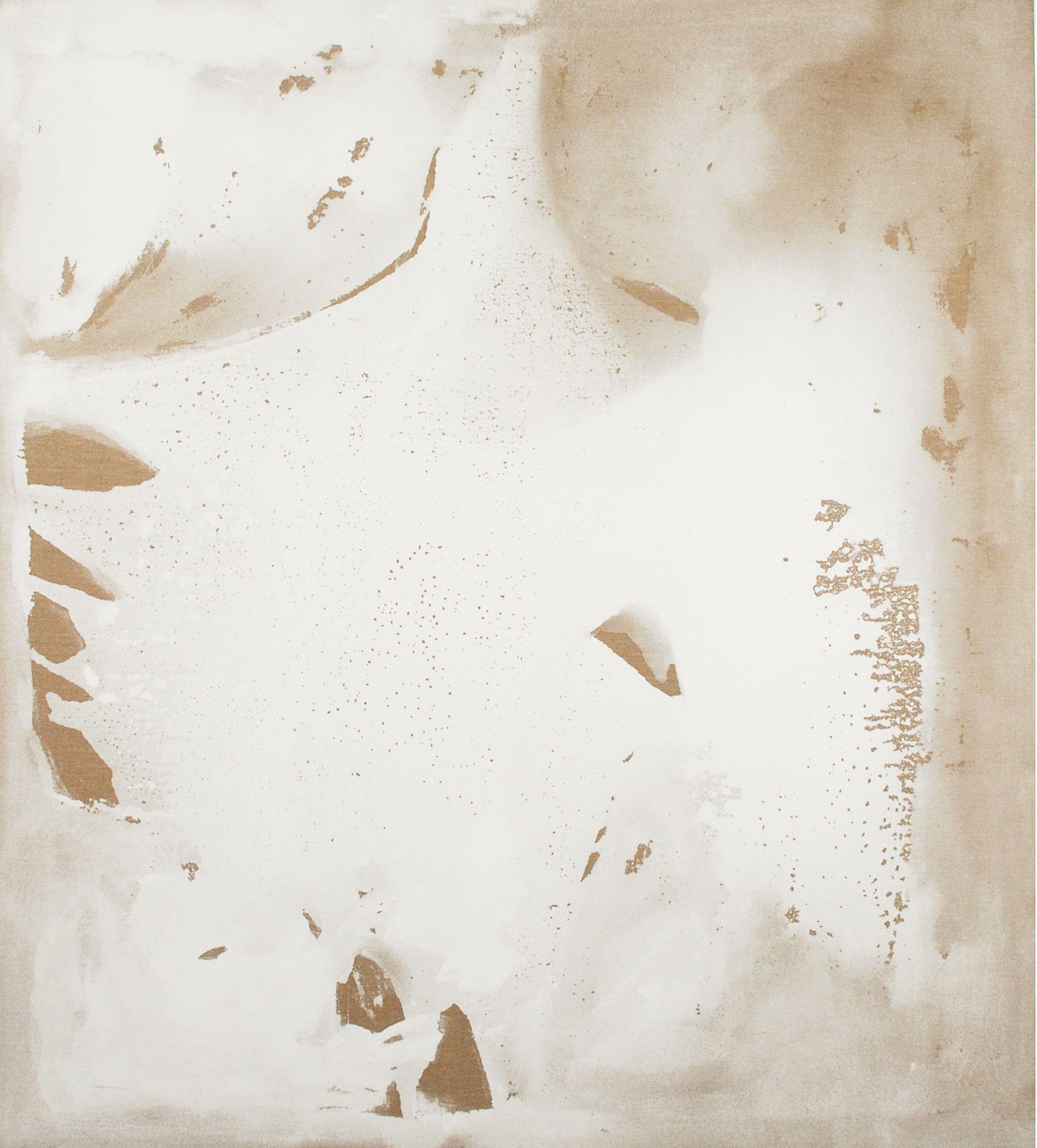 Luce silente, 2002, tempera acrilica su tela, cm 200 x 180  Luce silente (Silent light), 2002, acrylic tempera on canvas, cm 200 x 180
