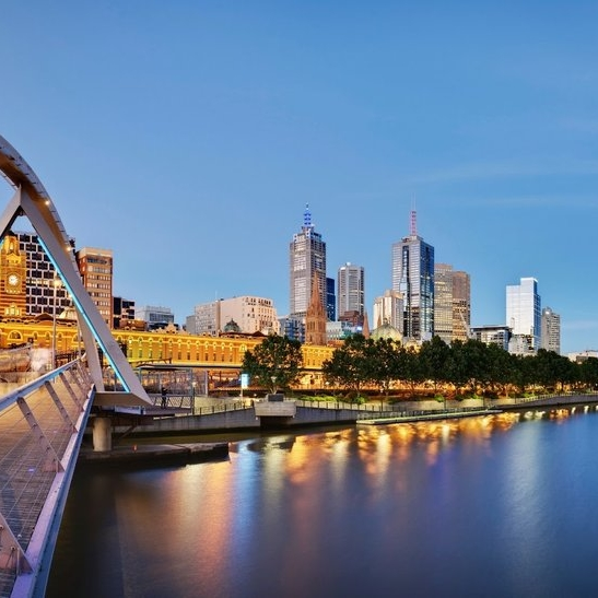 Melbourne Australia -