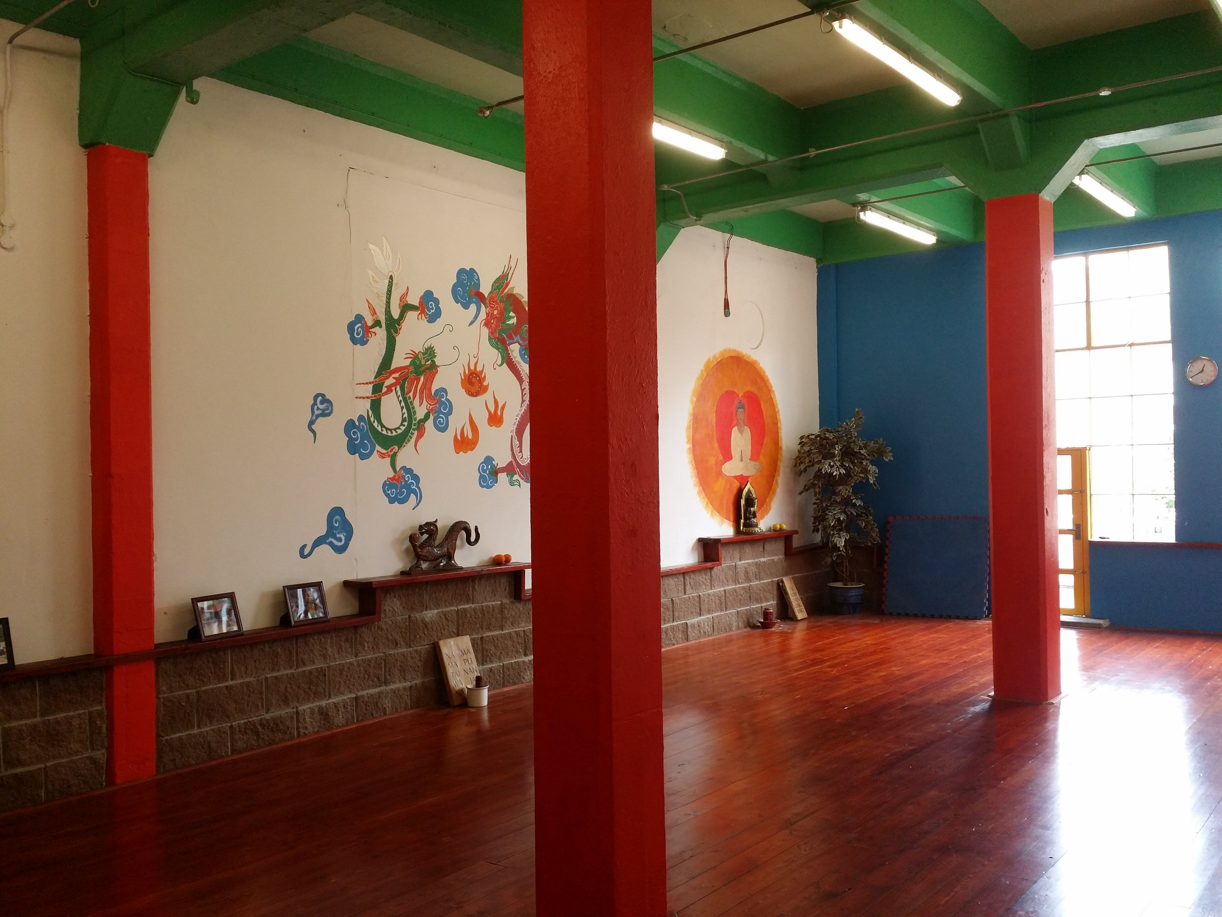 Shaolin Kung Fu studion