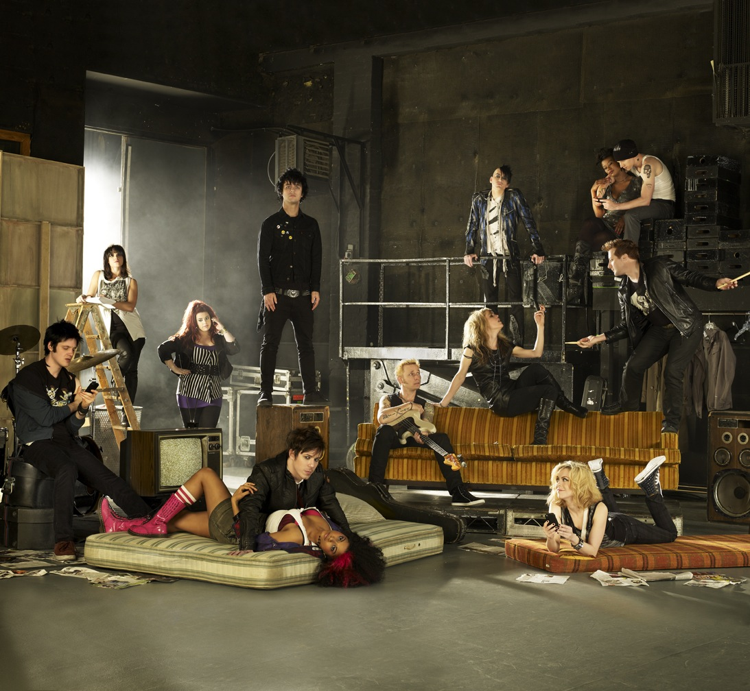 Green Day & Cast of American Idiot