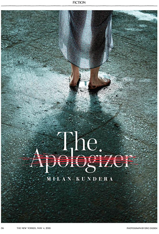 The Apologizer