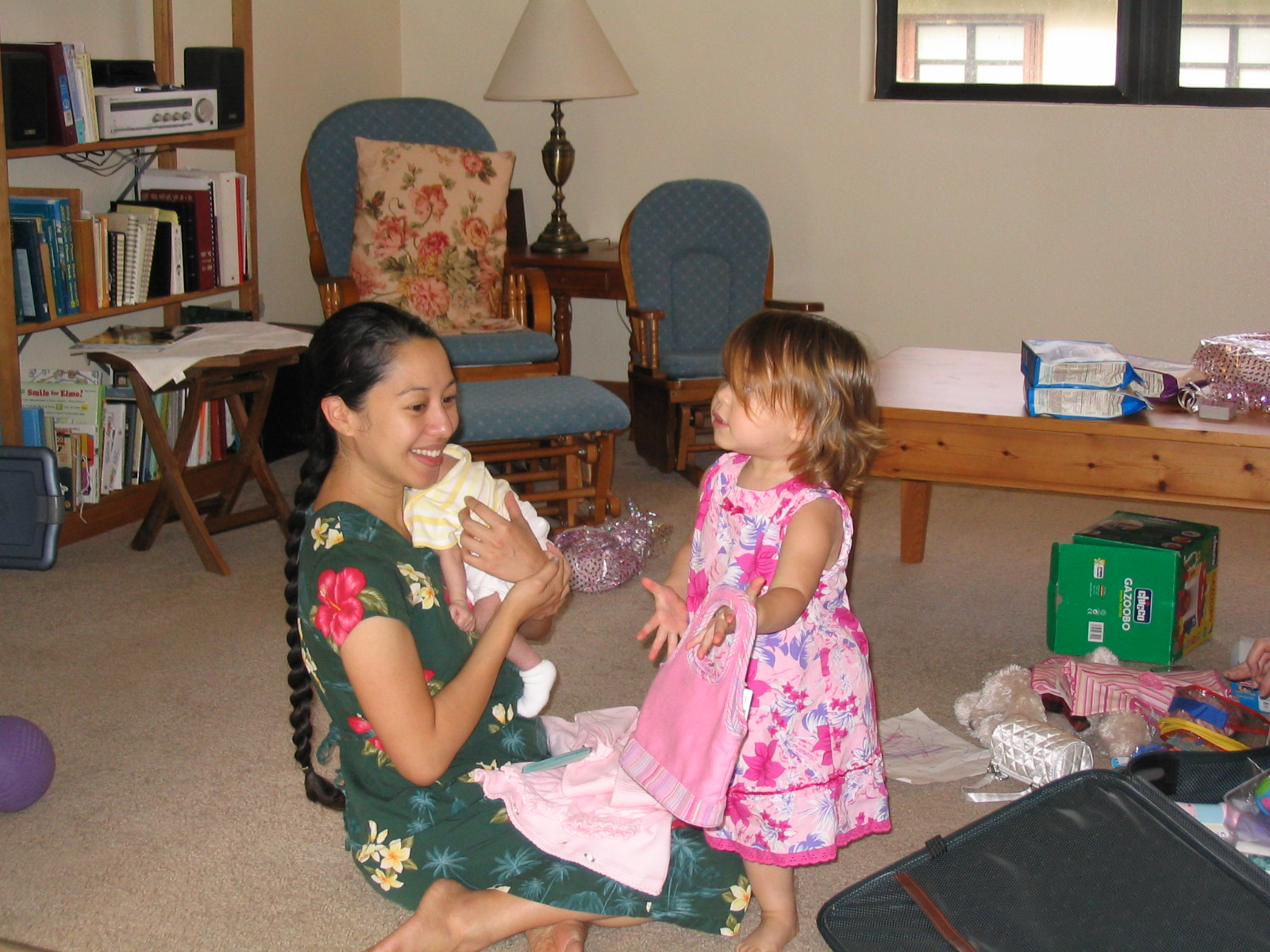 April 2005 013 - Franicia Mommy and girls newborn Pelaiah Heistheway.jpg