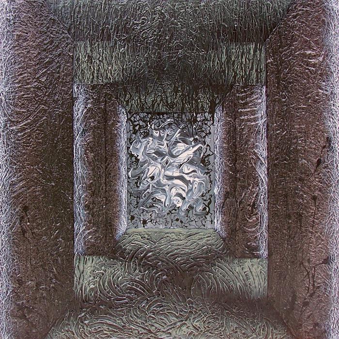 Shaun Whiteside - 2008 Pessimism 48x48 inches
