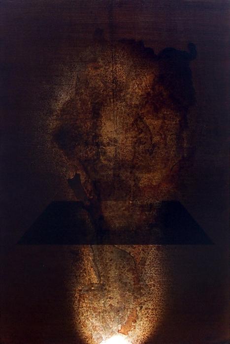 Shaun Whiteside - 2010 Bloom 36x24 inches
