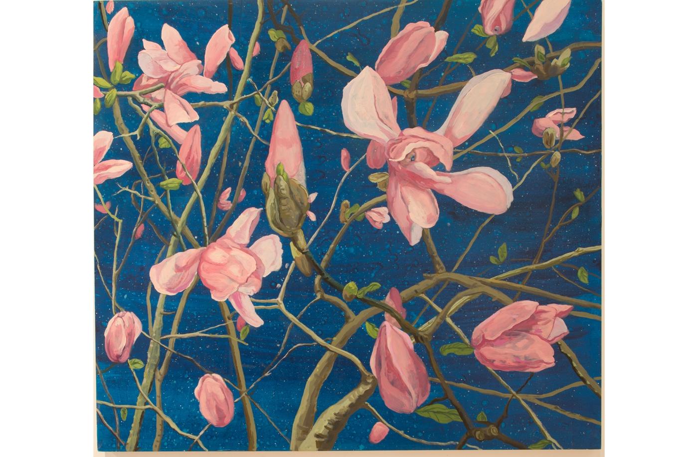 Jeffrey Whittle,  Japanese Magnolia