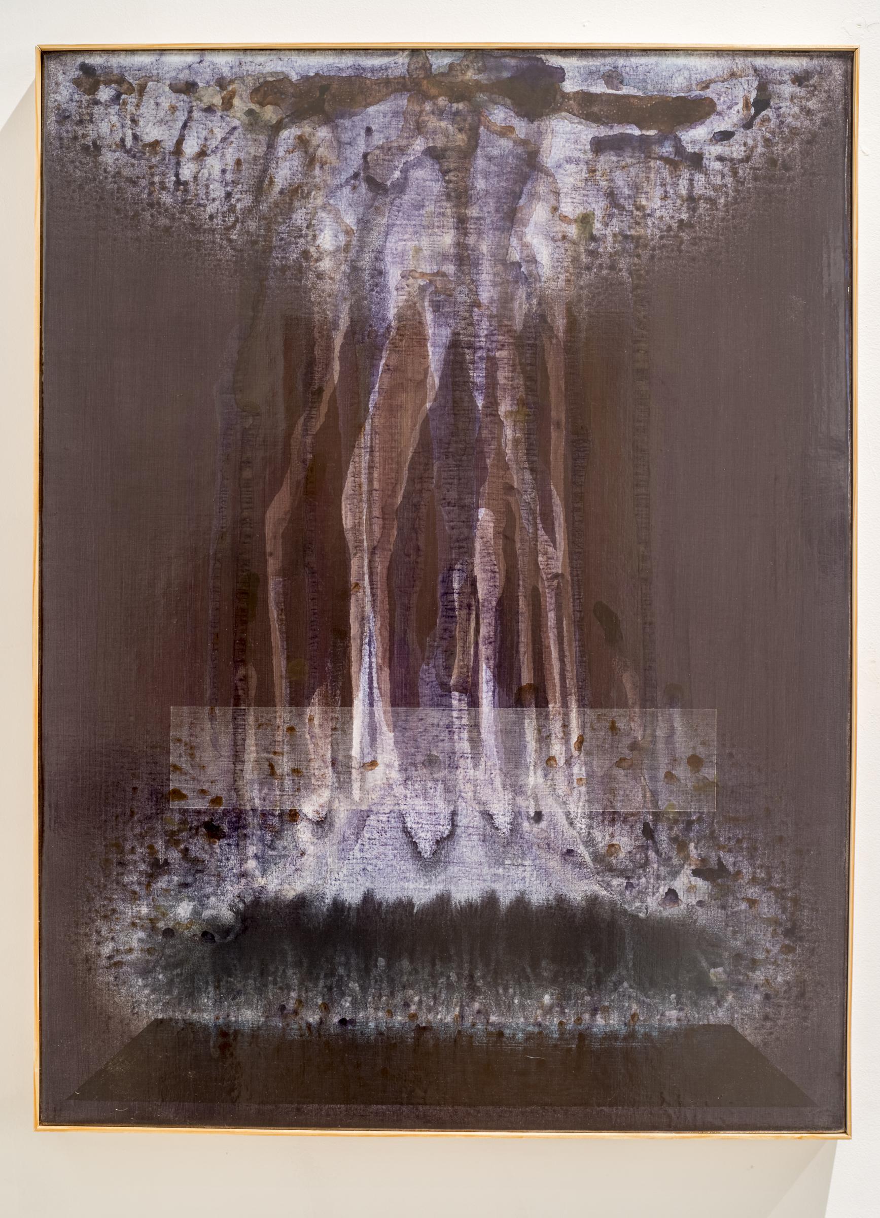 Shaun C. Whiteside,  Soul Ache II  , Acrylic on Canvas