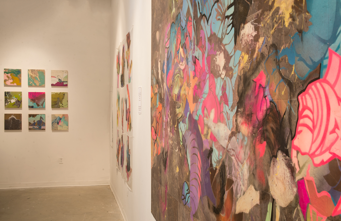 Leigh Anne Chamber's work in Surface