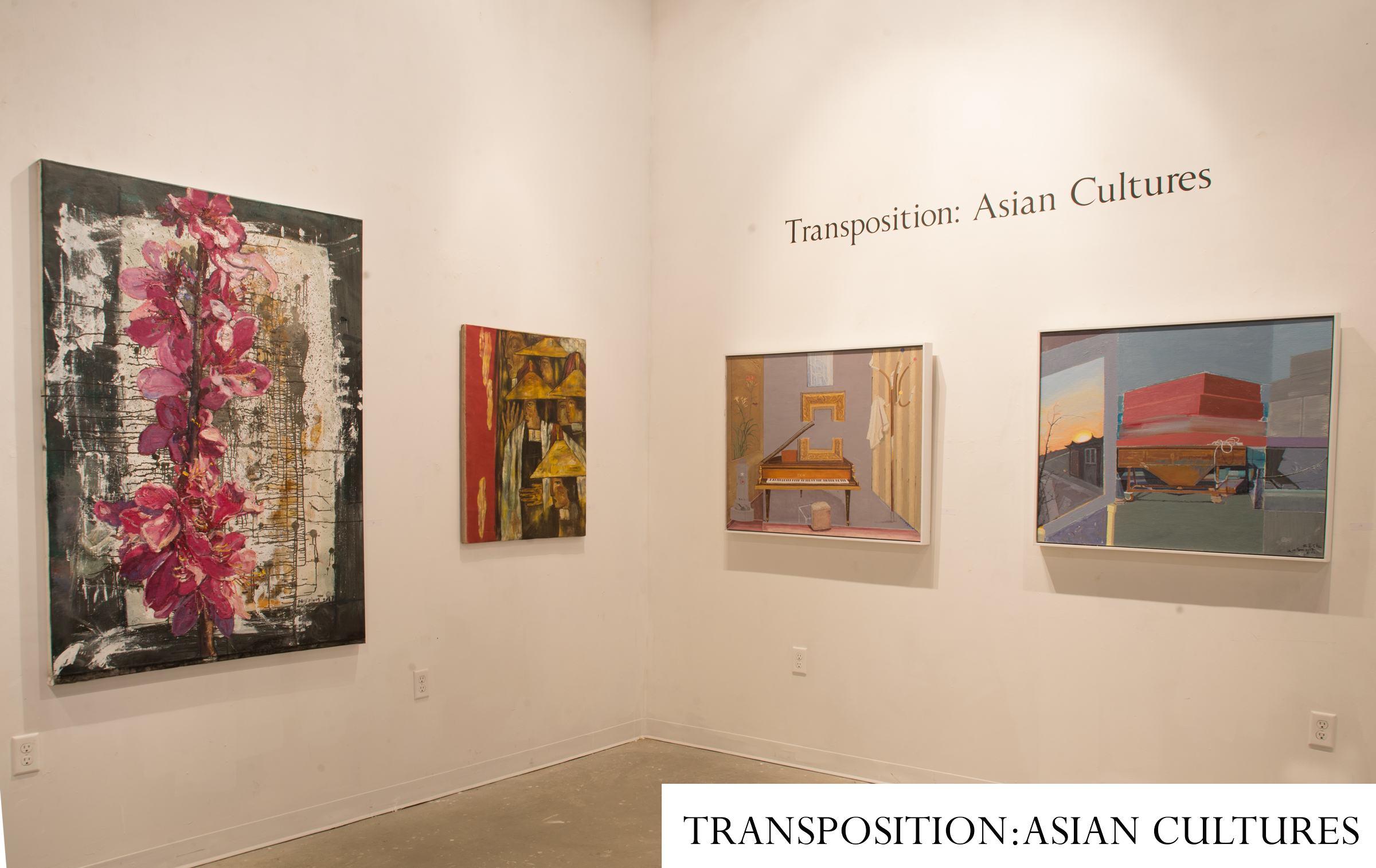 Credits from right:Peng Lie Hong,Wa Qi Bi Hou, Yu, Xuemin,