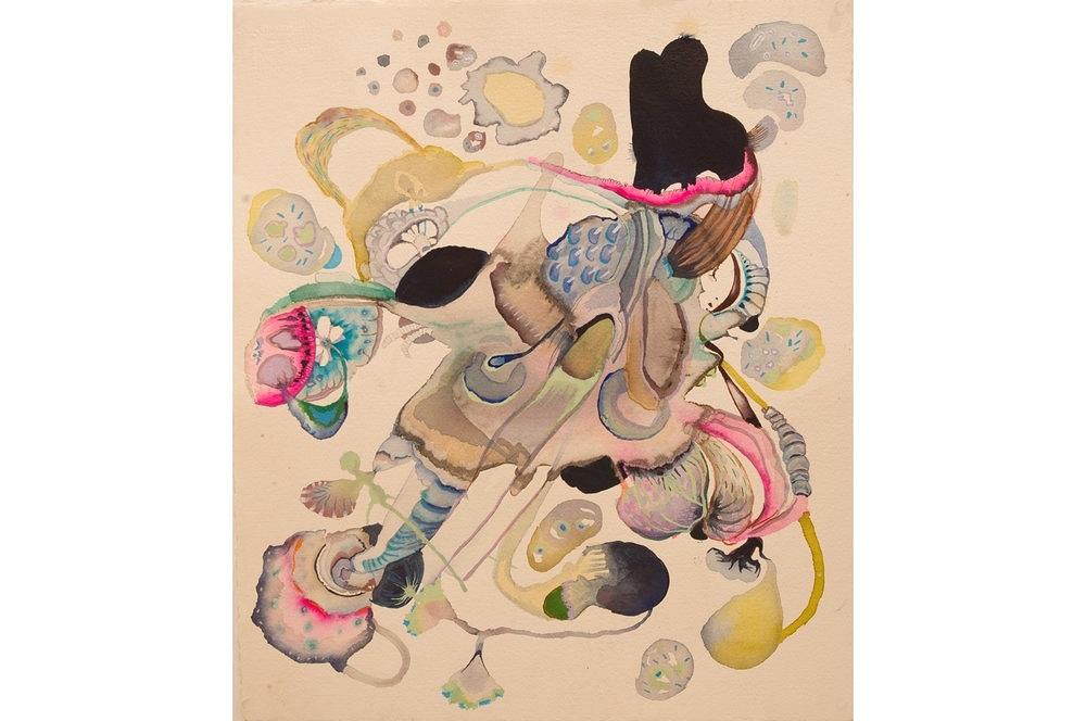 Rebecca Brantley, Untitled #4 , 2017