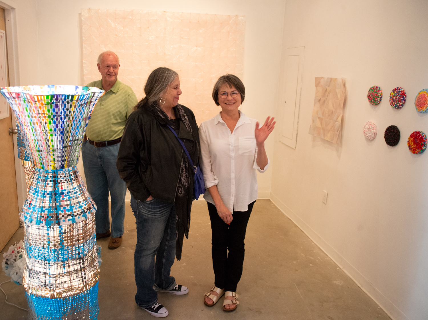 Opening Reception for Accumulate