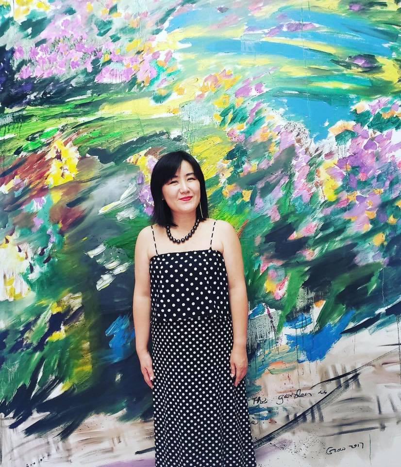 Xiaofei Gao with  Bloom