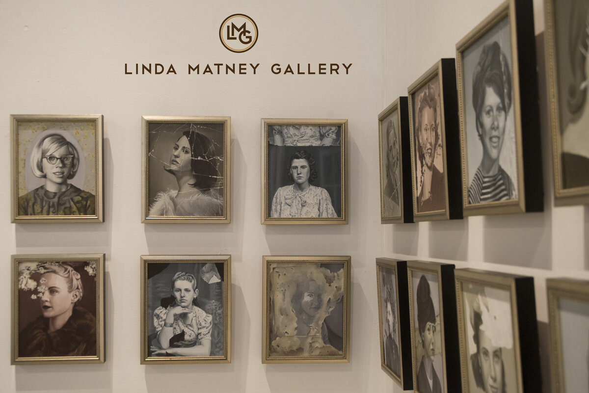 Unwritten History  at the Linda Matney Gallery
