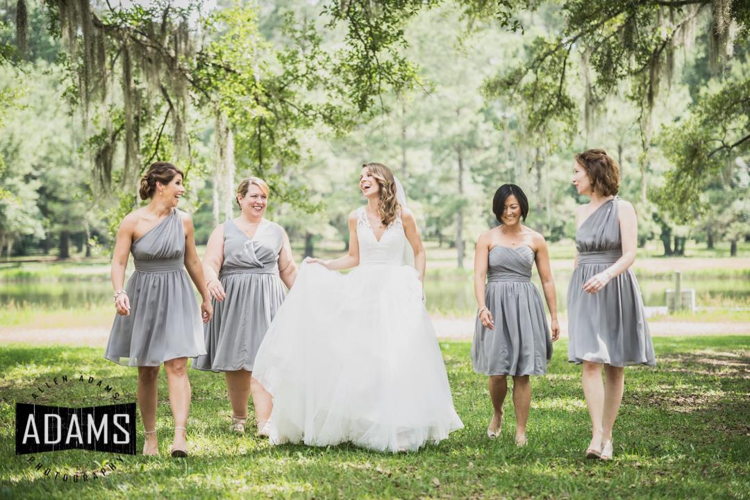 retreat at bradley's pond wedding