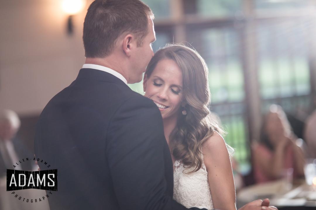bradley's pond elegant wedding