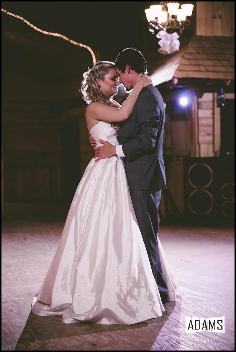 FIRST DANCE! AHHH!