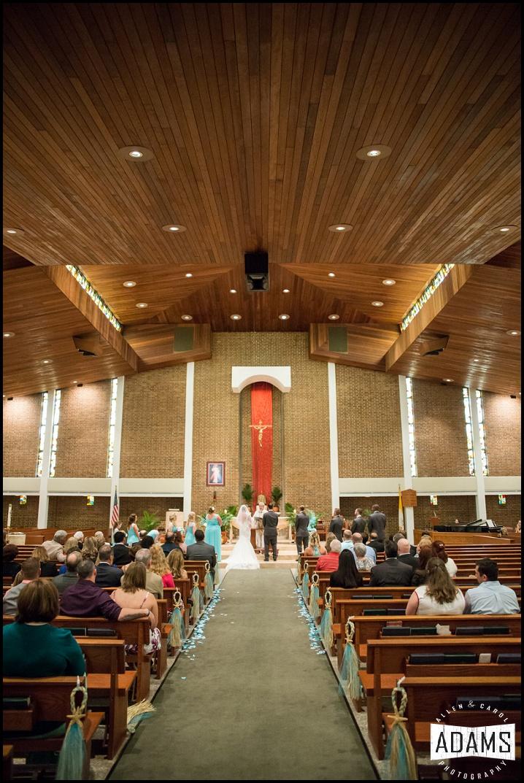 catholic wedding fort walton florida