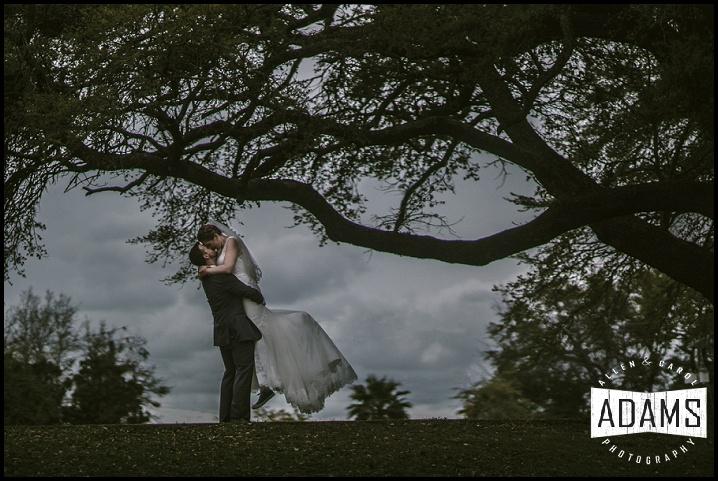 lift wedding photos