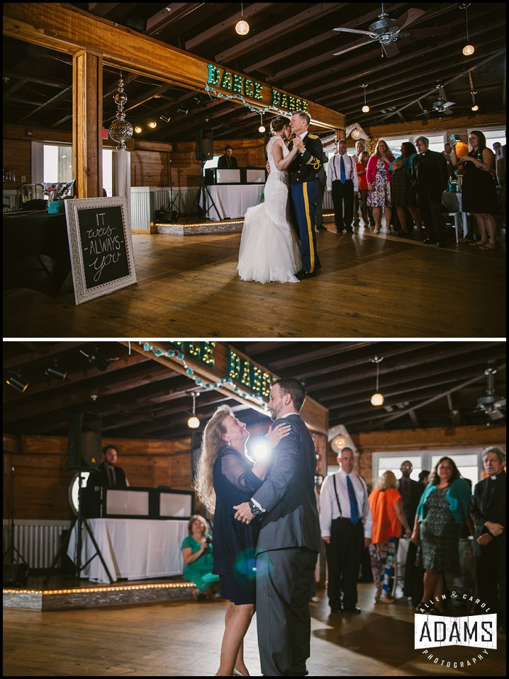 FATHER/DAUGHTER & MOTHER/SON DANCES. ALWAYS SOME OF OUR FAVORITES!