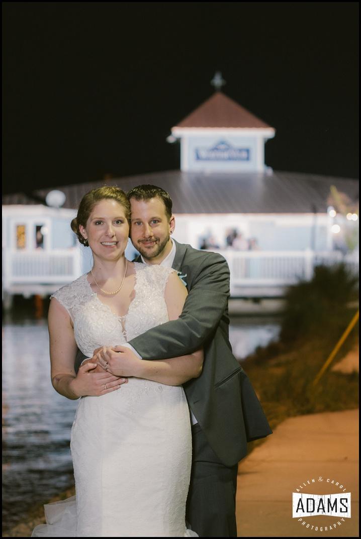 WaterVue at Brook Street Wedding