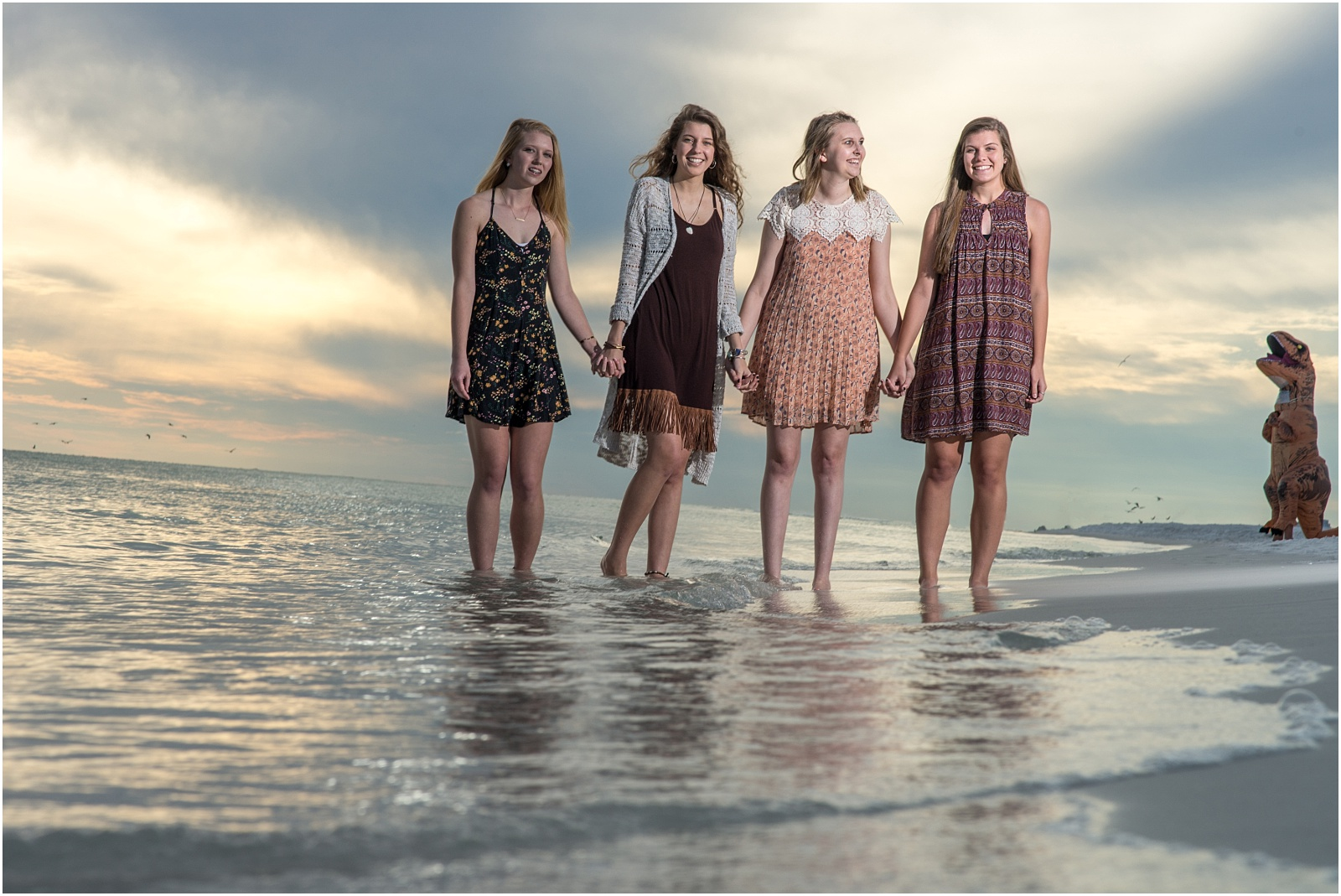 Destin Senior Photos Best Friends