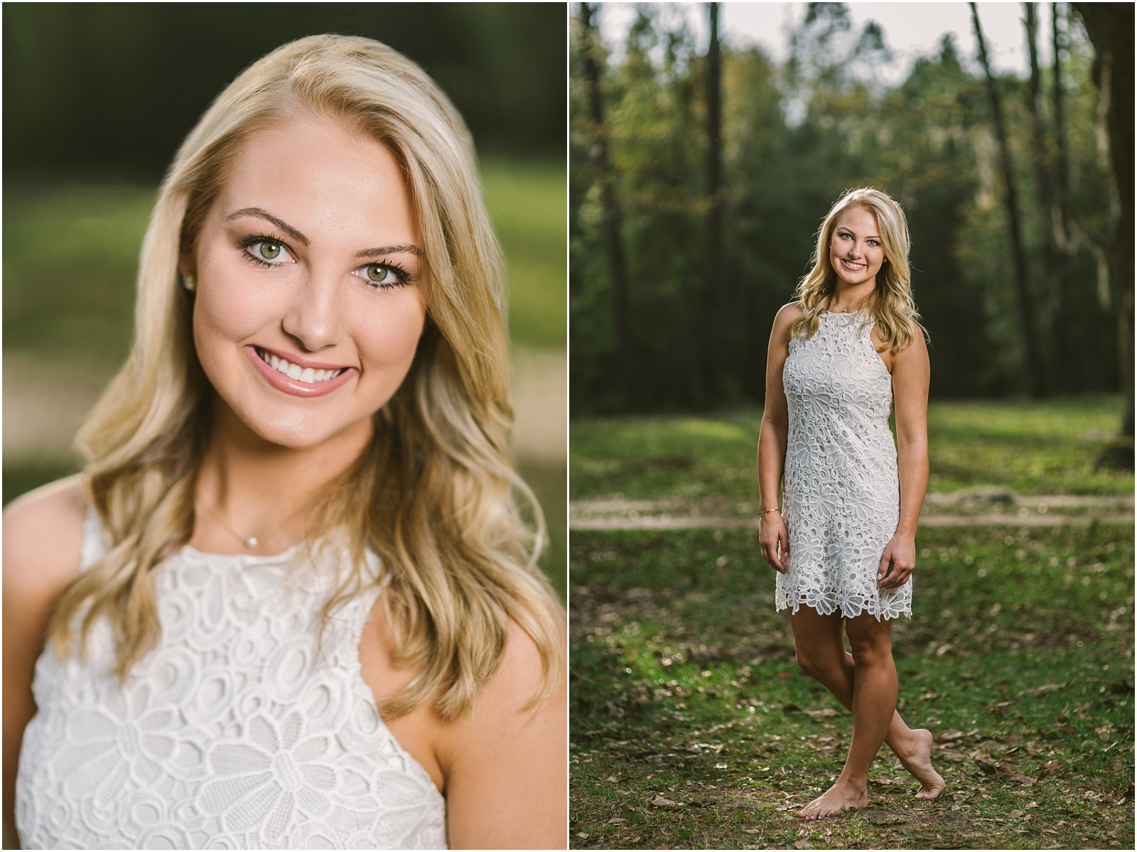 Tallahassee Senior Portrait Photographers