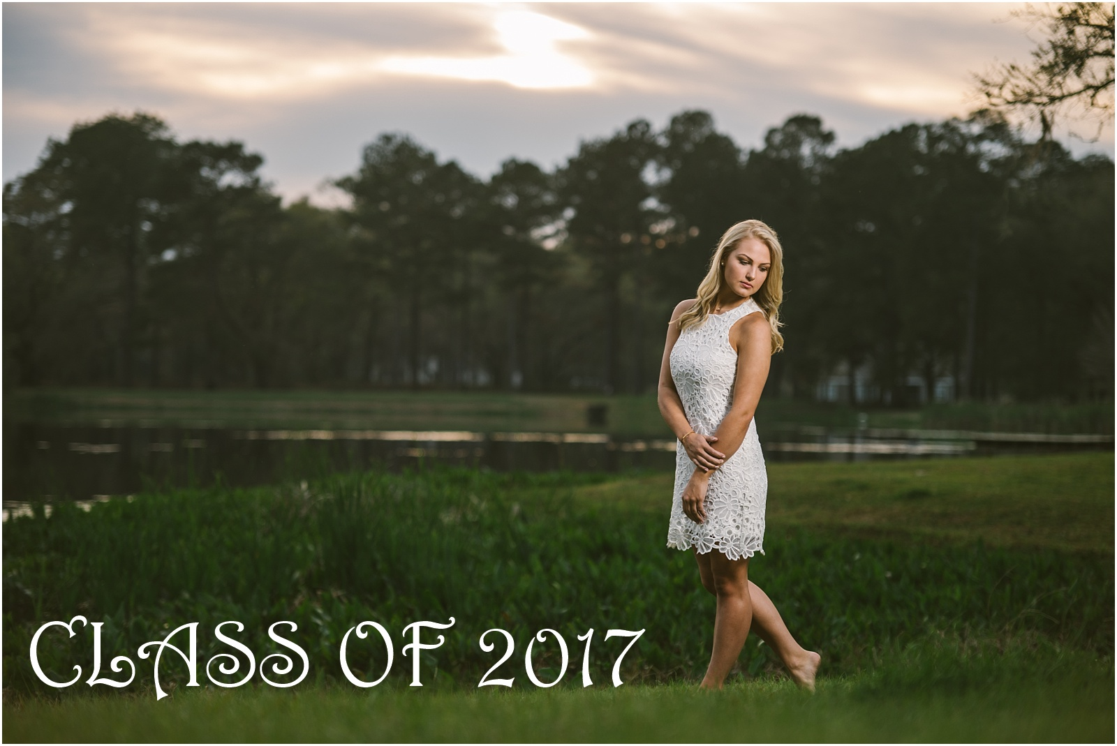 Tallahassee senior portrait photographer