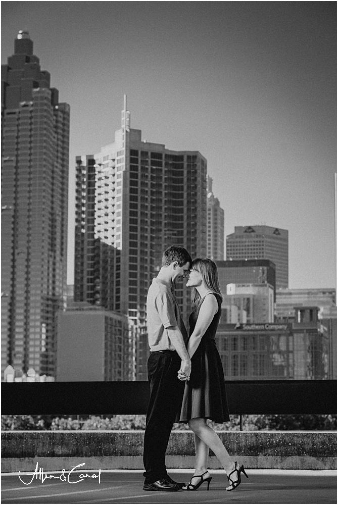 Atlanta Engagement Photos