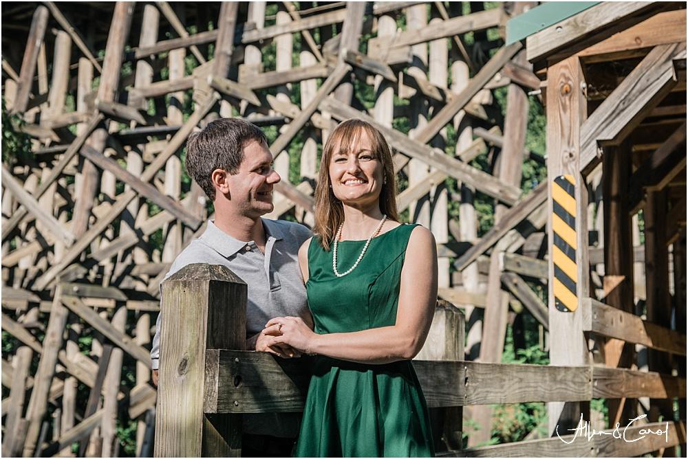 Atlanta Beltline Tanyard Creek Park Engagement
