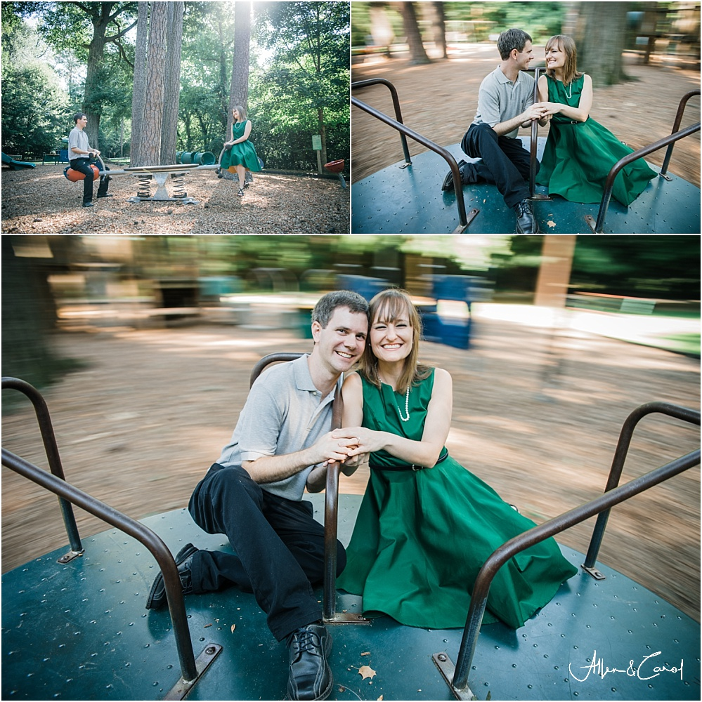How to have a fun engagement session in Atlanta