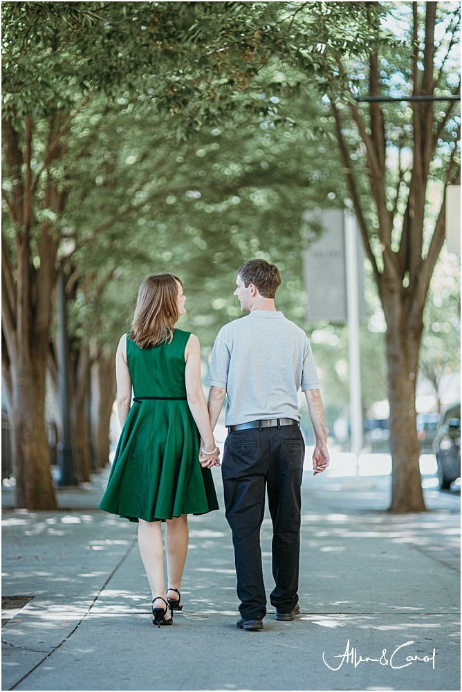 Where to do Atlanta Engagement Photos