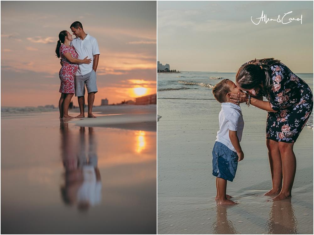 destin family photo shoot